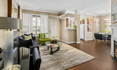 Living Room, Lanesborough, 0
