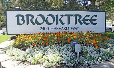 Community Signage, Brooktree, 1
