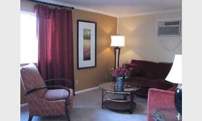 Living Room, James Plaza, 2
