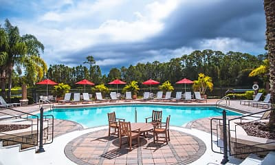 Pool, NorthLake Park in Lake Nona, 2