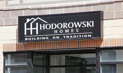 Community Signage, 242-245 Broadway, 2