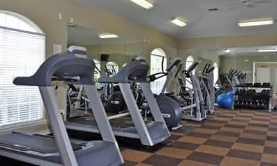 Fitness Weight Room, River Walk, 1