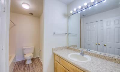 Bathroom, Crosswinds, 2