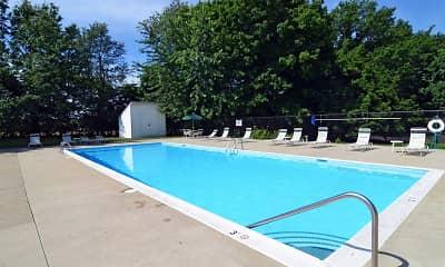Pool, Tallmadge Oaks, 1