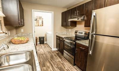 Kitchen, Retreat at Riverside, 2