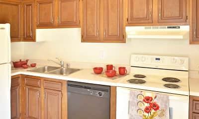 Kitchen, Oley Meadows, 1
