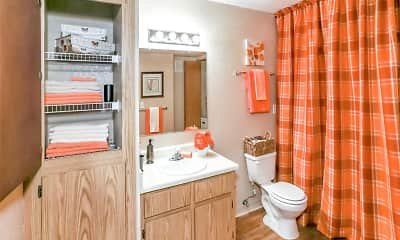 Bathroom, Country Club Valley View 55+, 2