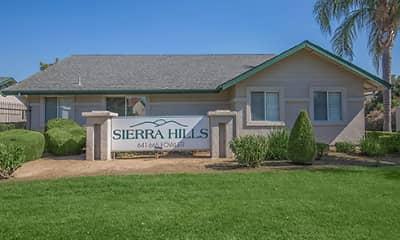 Building, Sierra Hills Apartments, 1