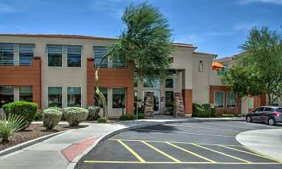 Building, Sage Apartments In North Phoenix, 1