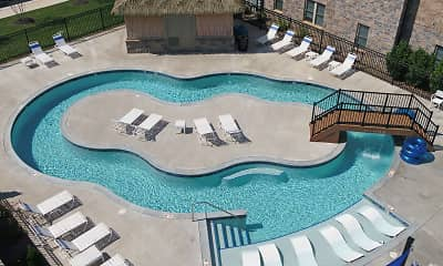 Pool, The Gardens On Timberlake Apartments, 1