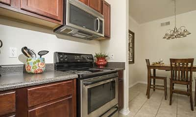 Kitchen, Harborside Apartments, 0