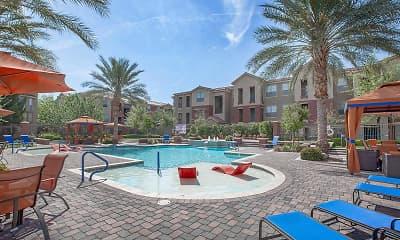 Pool, Sonata Apartments, 2