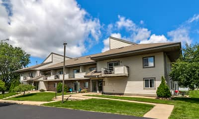Building, Prairie Ridge Apts, 0