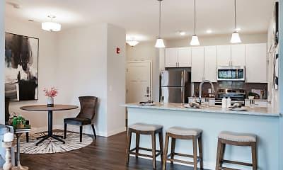 Kitchen, Satori Flats, 0