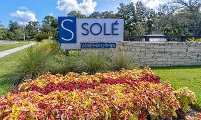 Community Signage, Sole at Brandon, 2