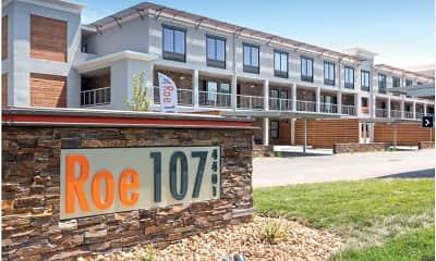 Community Signage, Roe 107, 0