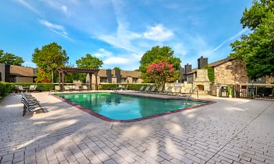 Pool, Crossings at Silver Oak, 1