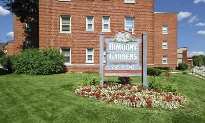 Community Signage, Himount Gardens, 2