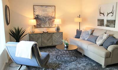 Living Room, Yardz on Kolb, 1