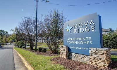 Community Signage, Nova Ridge, 0