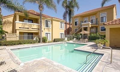 Pool, Portofino Apartments, 0