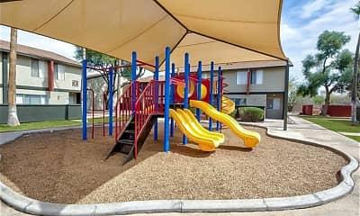 Playground, Midtown on Seneca, 2