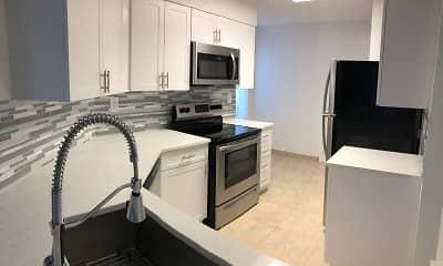 Kitchen, Boca Arbor Club Apartments, 0