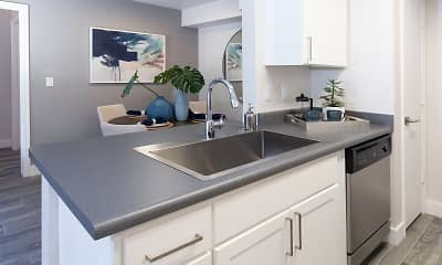 Kitchen, Maison's Landing, 0