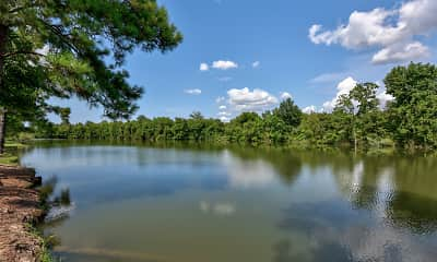 Lake, Mosswood Estates, 1