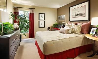 Bedroom, Crystal Springs, 2