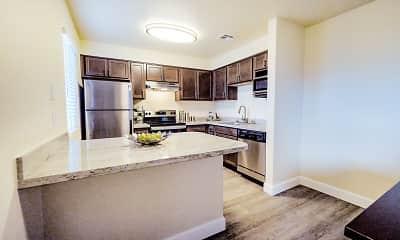 Kitchen, The Retreat At Austin Bluffs, 0