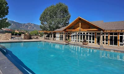 Pool, Broadmoor Ridge, 0