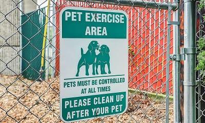 Community Signage, Sunset Station, 2