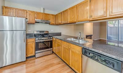 Kitchen, 100 Forest Place, 1