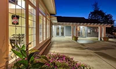 Patio / Deck, Heritage Apartments, 2