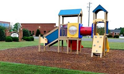 Playground, Amity Place, 1