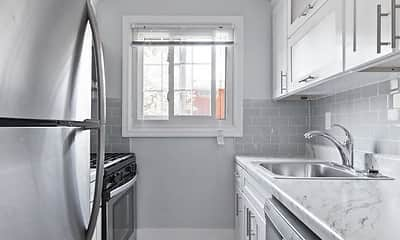 Kitchen, Eagle Rock Apartments At Mineola, 0
