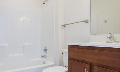 Bathroom, THE RESERVE AT COLLEGIATE ACRES, 2