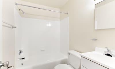 Bathroom, Cedar Heights, 2