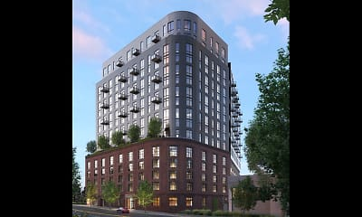 Building, Harlowe, 0