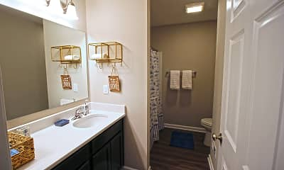 Bathroom, The Ponds at Madison, 2