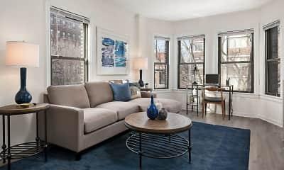 Living Room, 515 W. Briar, 0