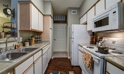 Kitchen, The Rincon, 1