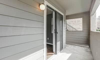 Patio / Deck, Lakeview Terrace, 2