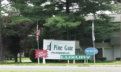 Building, Pine Gate, 2
