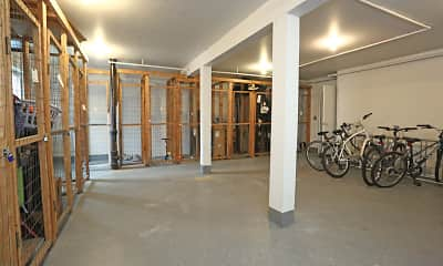 Fitness Weight Room, Charlton Apartments, 2