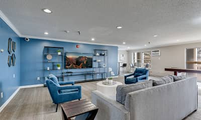 Living Room, The Apex, 2