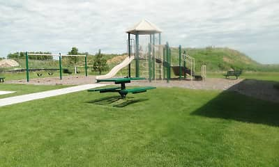 Playground, Stoneridge Apartments, 1