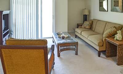 Bedroom, Tiffany Square Apartments, 1