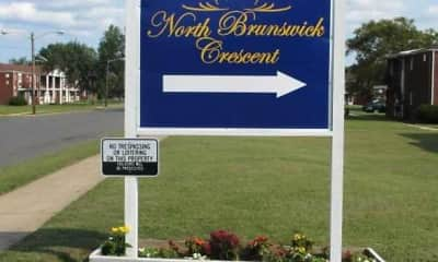 Community Signage, North Brunswick Crescent, 1